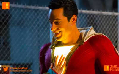 entertainment weekly, ron cephas, mark strong, dr sivana, shazam!, shazam, captain marvel, dc comics, dc entertainment , entertainment on tap, the action pixel, shazam the wizard, wizard, casting, first look, billy batson