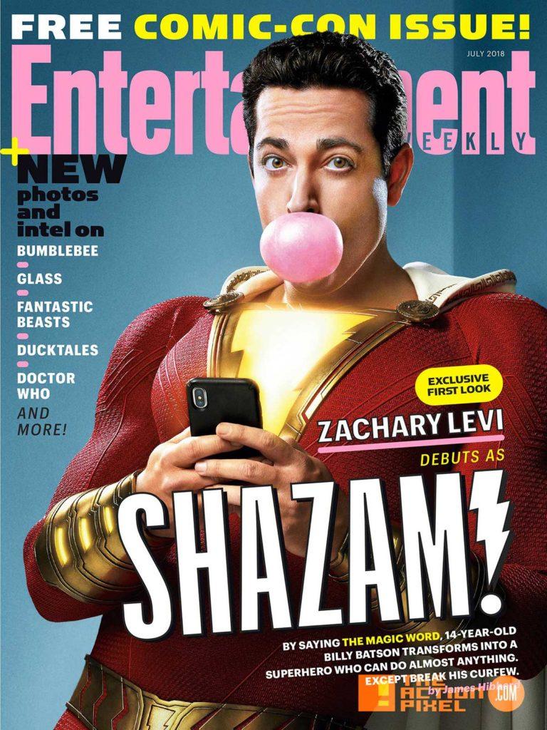 entertainment weekly, ron cephas, mark strong, dr sivana, shazam!, shazam, captain marvel, dc comics, dc entertainment , entertainment on tap, the action pixel, shazam the wizard, wizard, casting, first look, billy batson