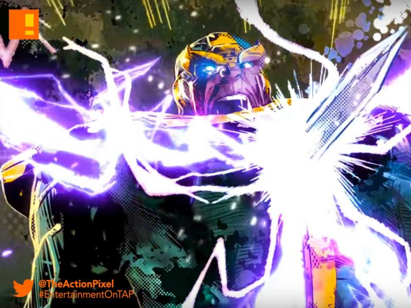 THE DEATH OF THANOS – Infinity Wars Launch Trailer, thanos, marvel, marvel comics, launch trailer, trailer,,the action pixel, entertainment on tap,