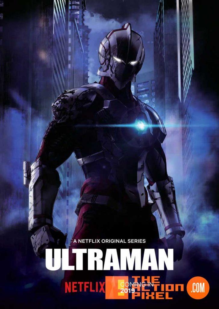 ultraman, netflix,the action pixel, anime, entertainment on tap,Cannon Busters,dragon pilot, GODZILLA: City on the Edge of Battle,aggretsuko,Kengan Ashura, entertainment on tap