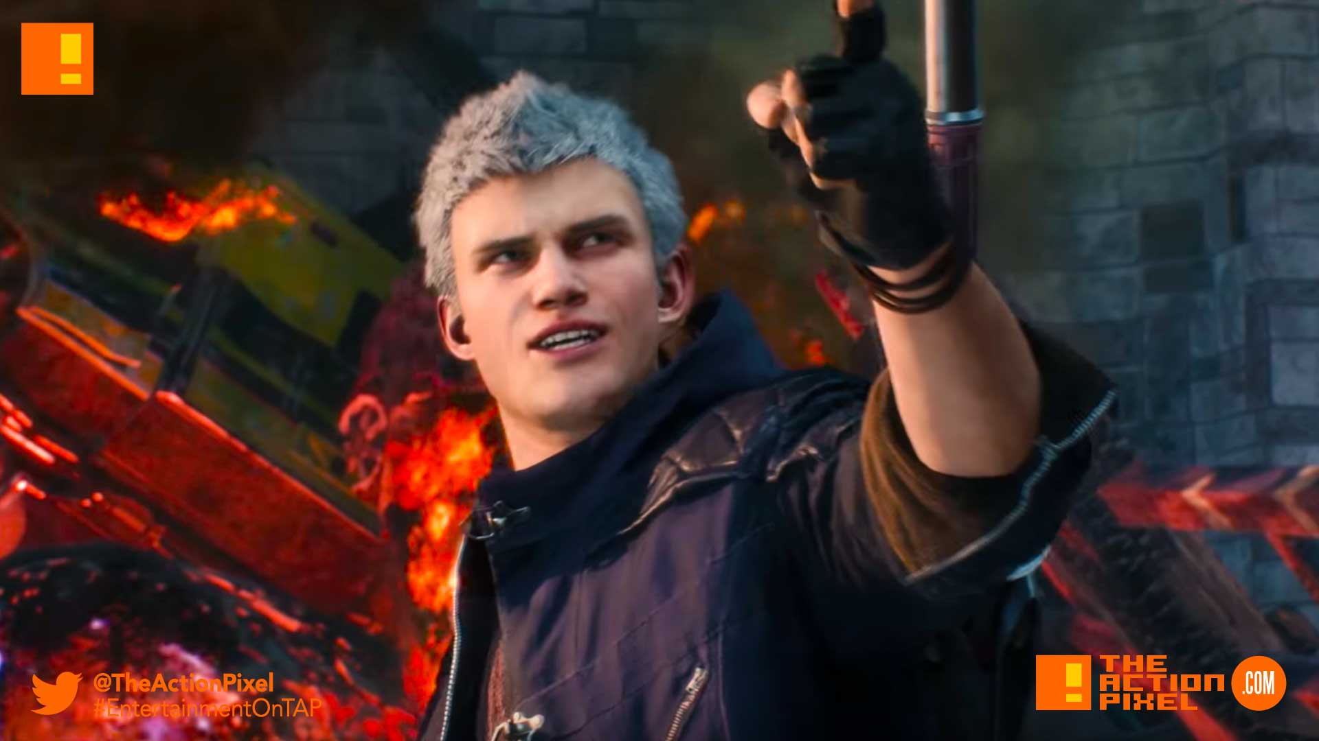dmc 5, devil may cry 5, devil may cry, dmc, capcom, dante, the action pixel, entertainment on tap,