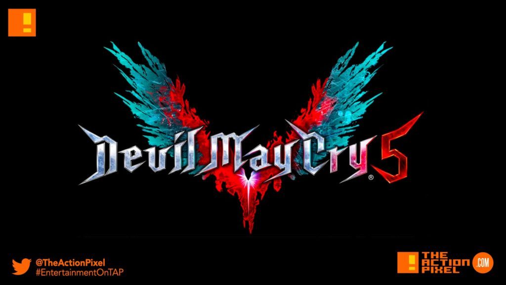 dmc 5, devil may cry 5, devil may cry, dmc, capcom, dante, the action pixel, entertainment on tap,gamescom 2018, gamescom