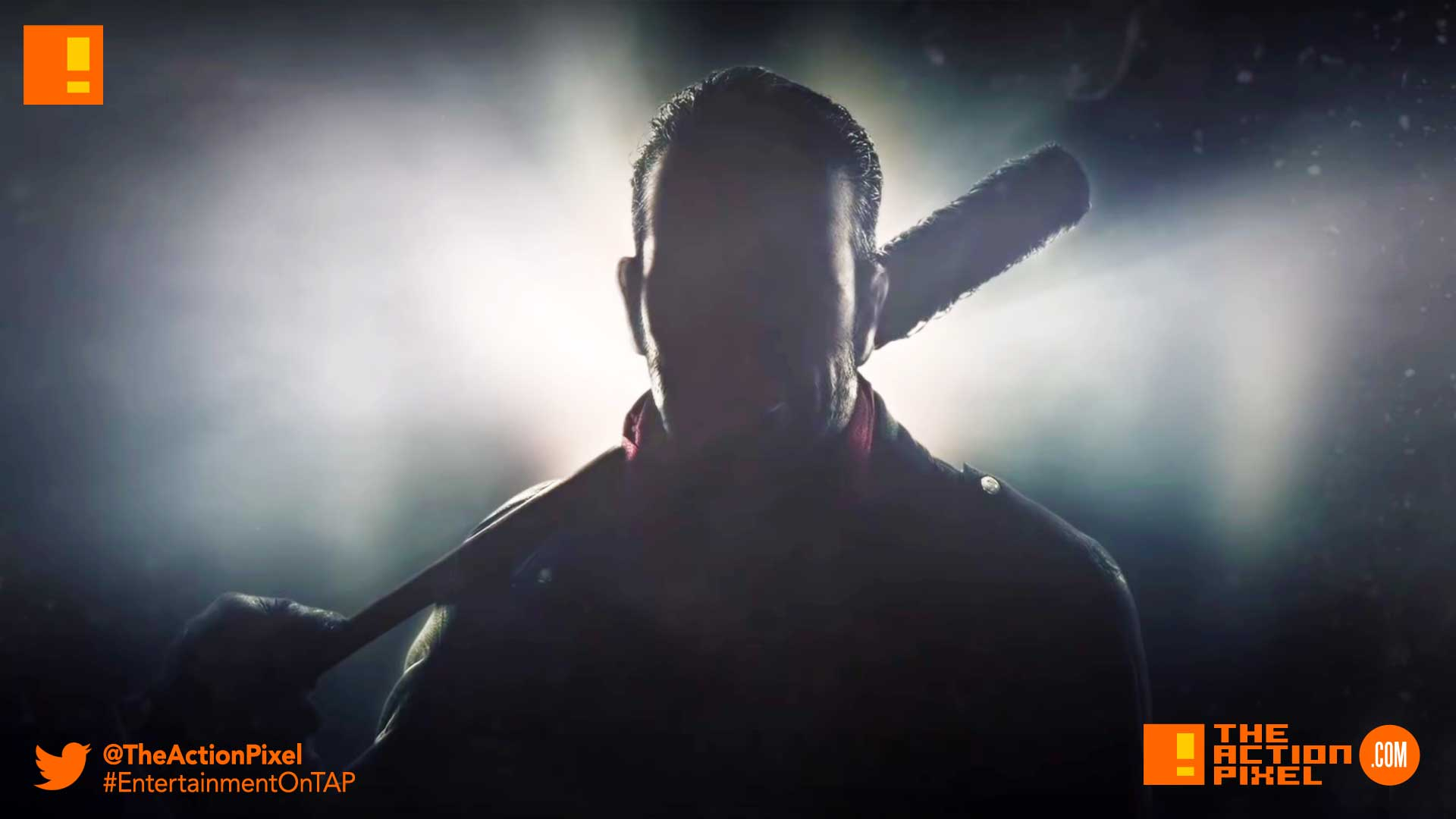 negan, tekken 7, twd, the walking dead, entertainment on tap, trailer ,season 2,