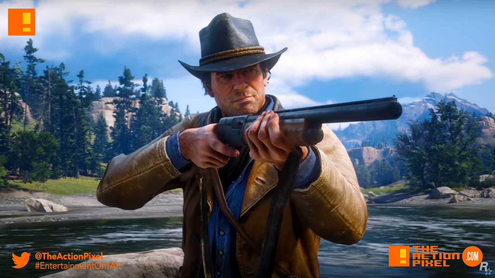 rockstar games, red dead redemption, entertainment on tap, the action pixel, rockstar games, delayed, screenshots, trailer, trailer 2, delayed, screenshot, screenshots, red dead redemption 2 delayed, , gameplay video,