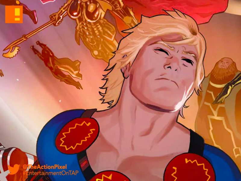 eternals, the eternals, chloe zhao, the action pixel, entertainment on tap, marvel comics, marvel studios,