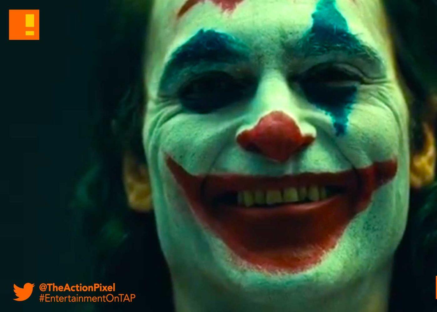 phoenix, joaquin phoenix, joker, casting ,joker origin film ,cast, warner bros. pictures, green lit, origin story, dc comics,dcu,the action pixel,entertainment on tap