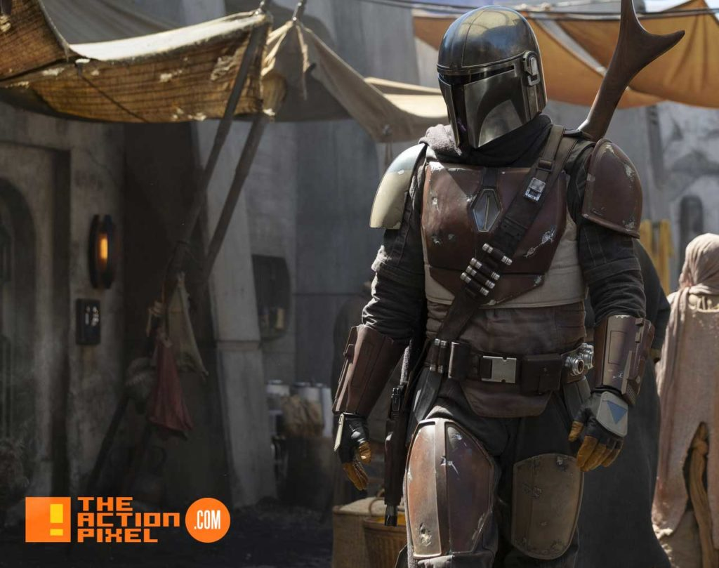 star wars,mandalorian, live-action tv series, the action pixel, entertainment on tap,