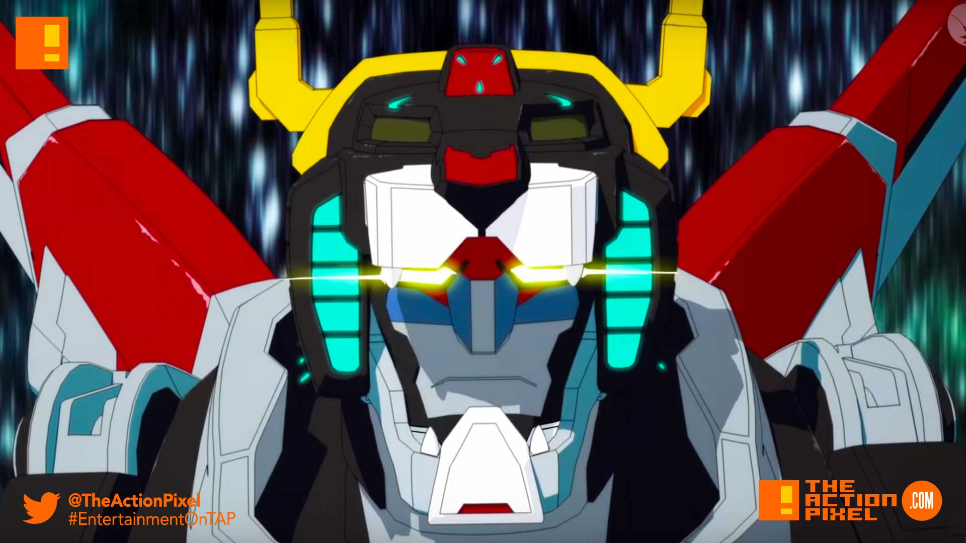 voltron, voltron: legendary defender, voltron season 8, dreamworks tv, dreamworks, netflix, paladins, trailer, entertainment on tap, the action pixel