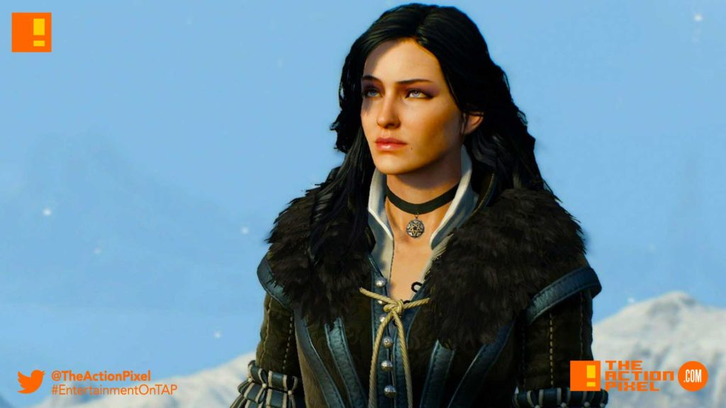the witcher 3: wild hunt, Geralt, netflix, entertainment on tap, the action pixel, @theactionpixel, the witcher,yennefer,