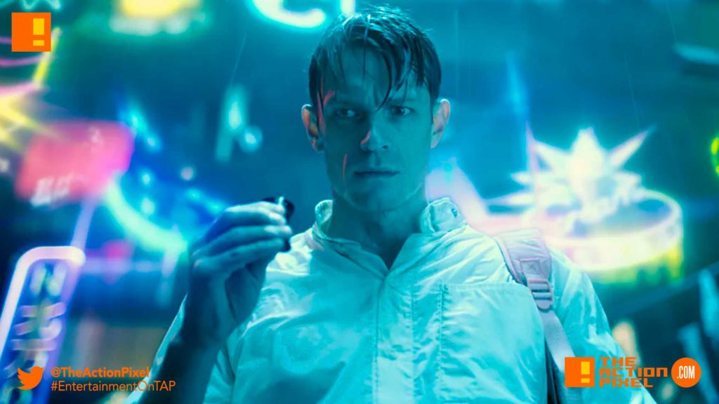 pacific rim, altered carbon, netflix,yasuke, Cagaster of an Insect Cage, the action pixel, entertainment on tap, netflix