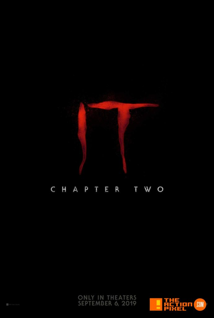 it chapter 2, clown, pennywise, release date, the action pixel, entertainment on tap,  horror