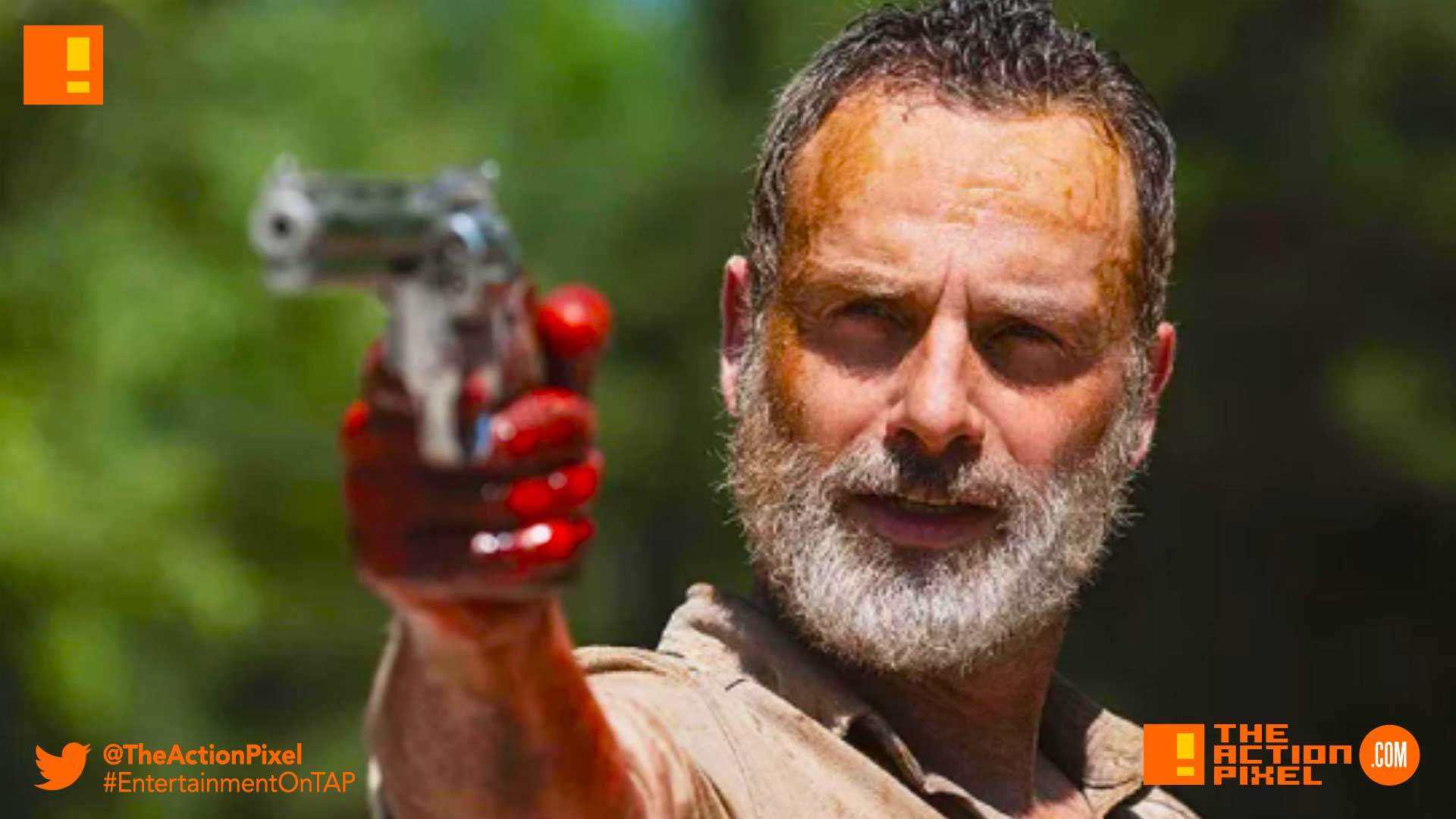 rick grimes,TWD, andrew lincoln, the walking dead, amc, skybound,