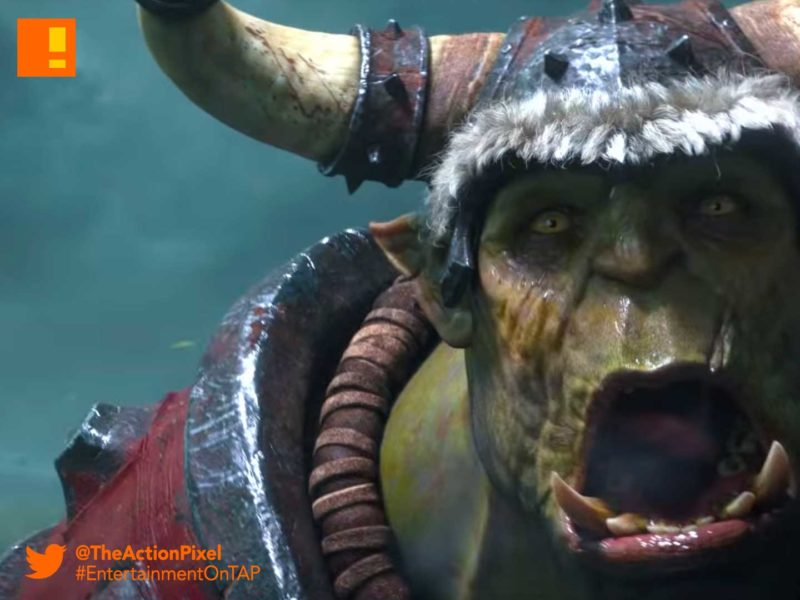 warcraft iii: reforged,warcraft, blizzcon, blizzard entertainment , warcraft iii, warcraft, the action pixel, cinematic trailer, entertainment on tap, the action pixel