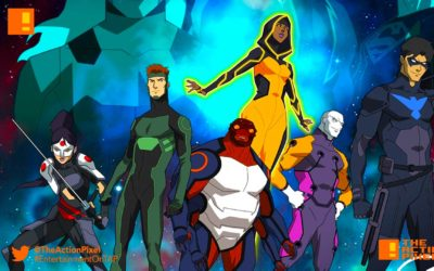 young justice season 3, young justice: outsiders, the action pixel, entertainment on tap, nightwing,dc comics, dc universe,warner bros.