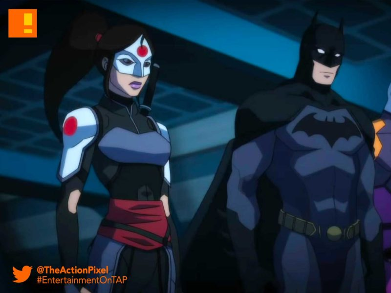young justice season 3, young justice: outsiders, the action pixel, entertainment on tap, nightwing,dc comics, dc universe,warner bros.,trailer,