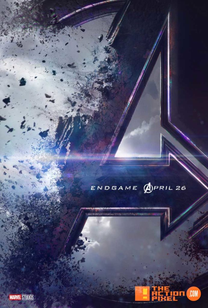 avengers: end game, tappolls,avengers 4, the action pixel, entertainment on tap, avengers, iron man, hawkeye, poster,