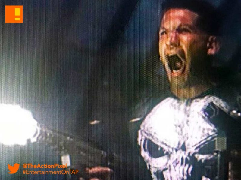 punisher season 2, punisher , the punisher, jon bernthal, netflix, marvel comics, marvel, the action pixel, entertainment on tap,