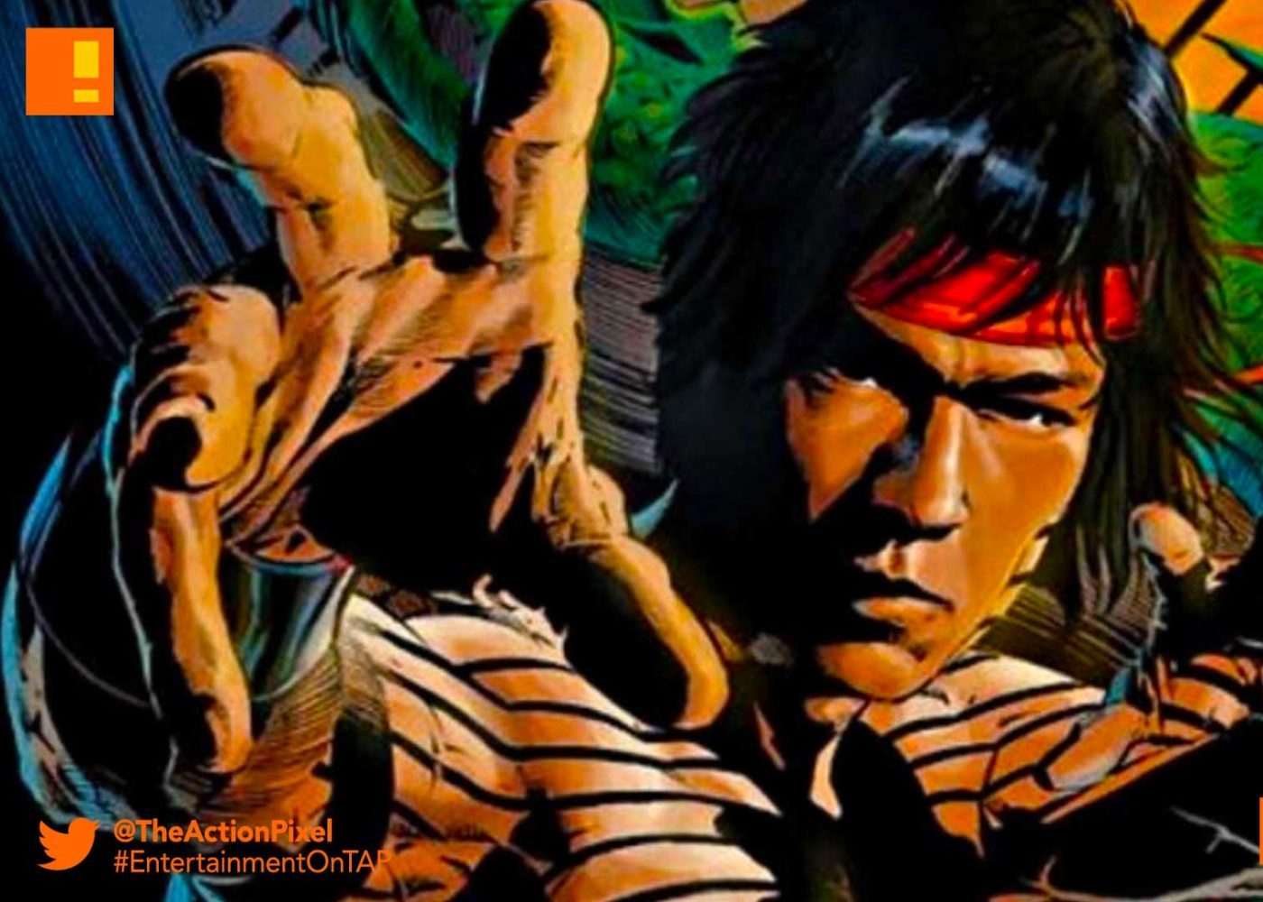 shang-chi, marvel comics, marvel, first asian superhero, movie, the action pixel, entertainment on tap,kung-fu,master of kung-fu, martial arts,
