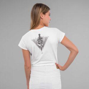 true absolute power, gamer, tshirt, t-shirt, tshirt lover, tshirt print, t-shirt design, macabre, tshirt for sale, dagger, hand,