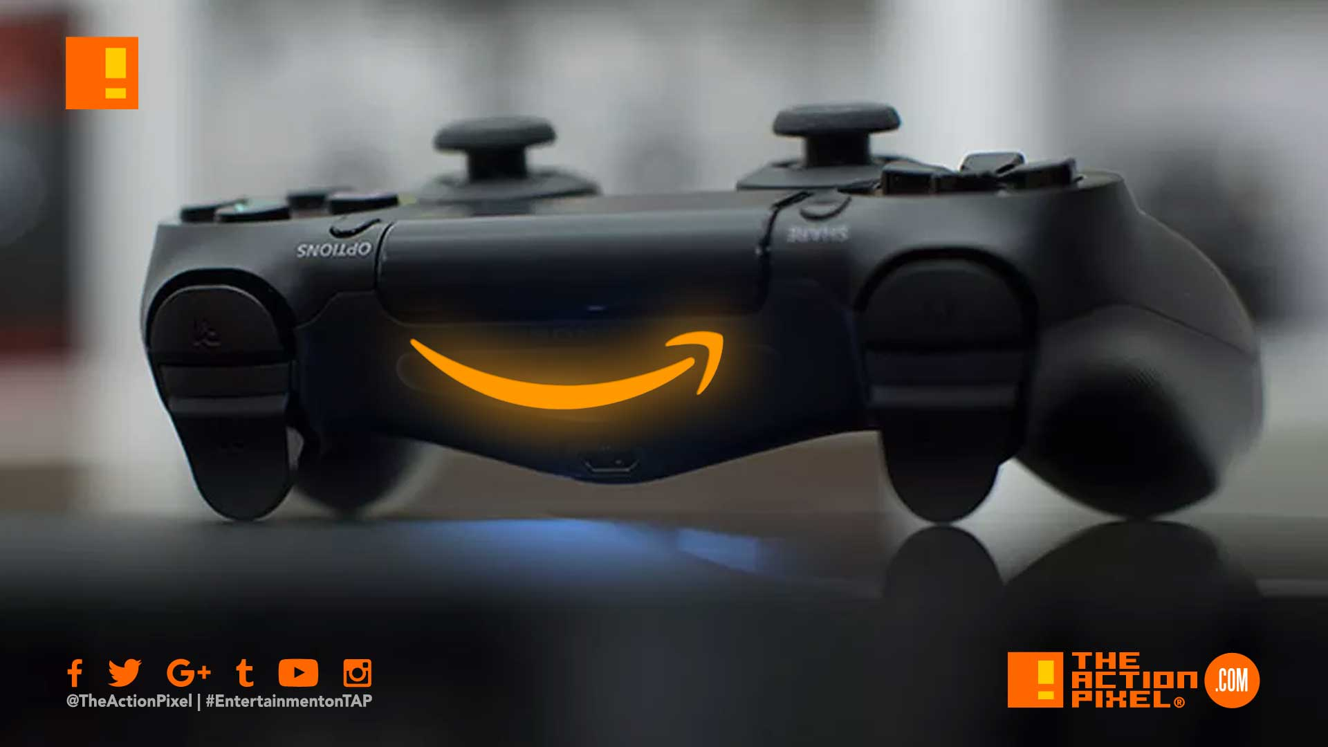 amazon,streaming, video game streaming, the action pixel, entertainment on tap