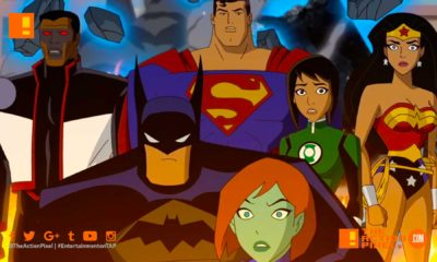 justice league vs. the fatal five, bruce timm, justice league, warner animation, warner bros. animation, dc comics, justice league, dc comics, wonder woman, batman, superman, green lantern, martian manhunter,