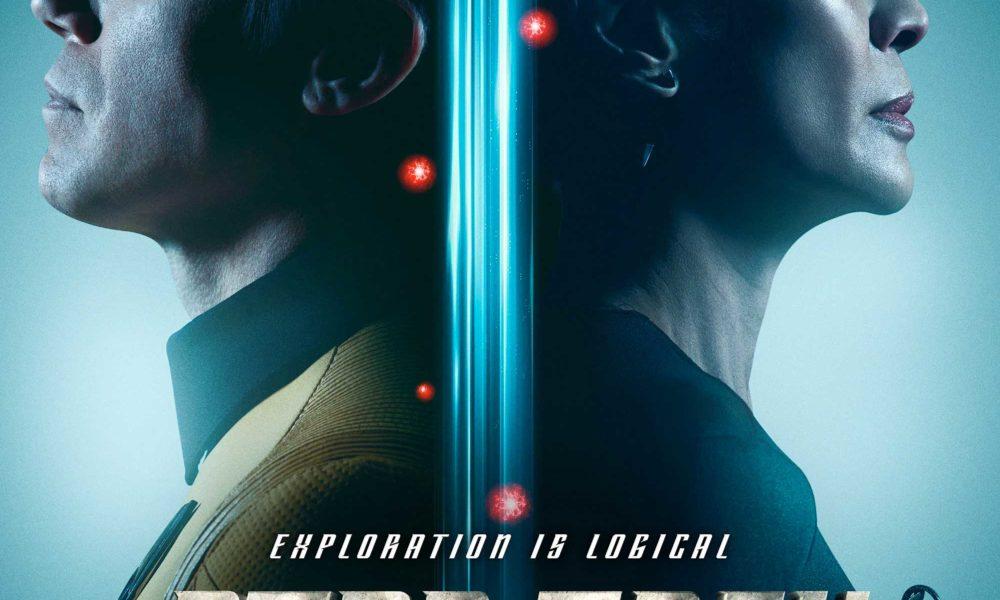 star trek, star trek discovery, star trek: discovery, poster, spock, captain burnham, captain pike, the action pixel, entertainment on tap,