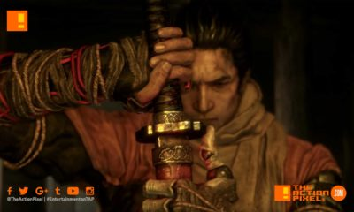 sekiro: shadows die twice, sekiro, the action pixel, playstation, entertainment on tap,