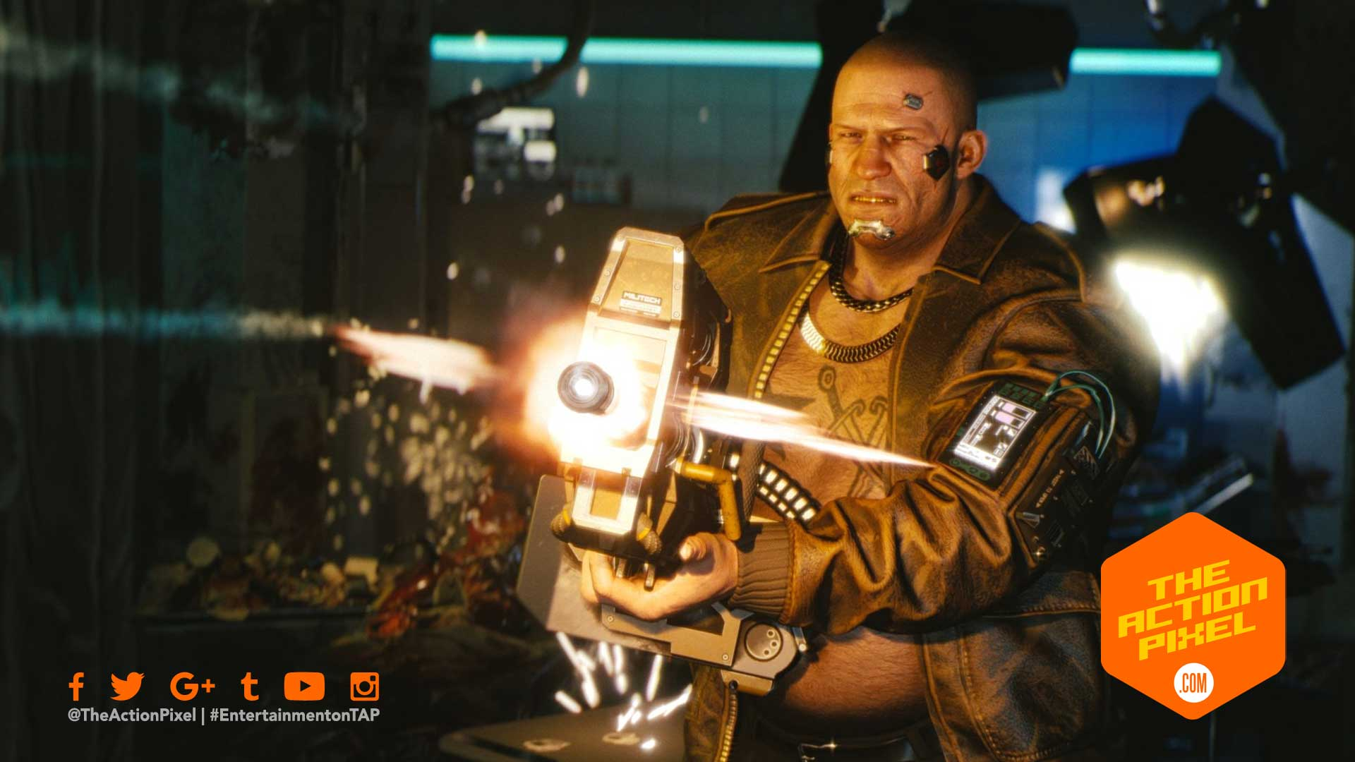 cyberpunk 2077, projekt cd red,cyberpunk, the action pixel, entertainment on tap, the action pixel