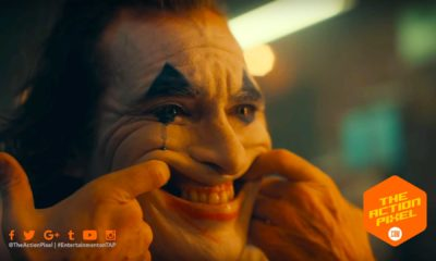 joker, the joker, joaquin phoenix, put on a happy face, poster, dc comics, dc films, dc movies, teaser, teaser poster ,teaser trailer,phoenix, joaquin phoenix, joker, casting ,joker origin film ,cast, warner bros. pictures, green lit, origin story, dc comics,dcu,the action pixel,entertainment on tap,featured