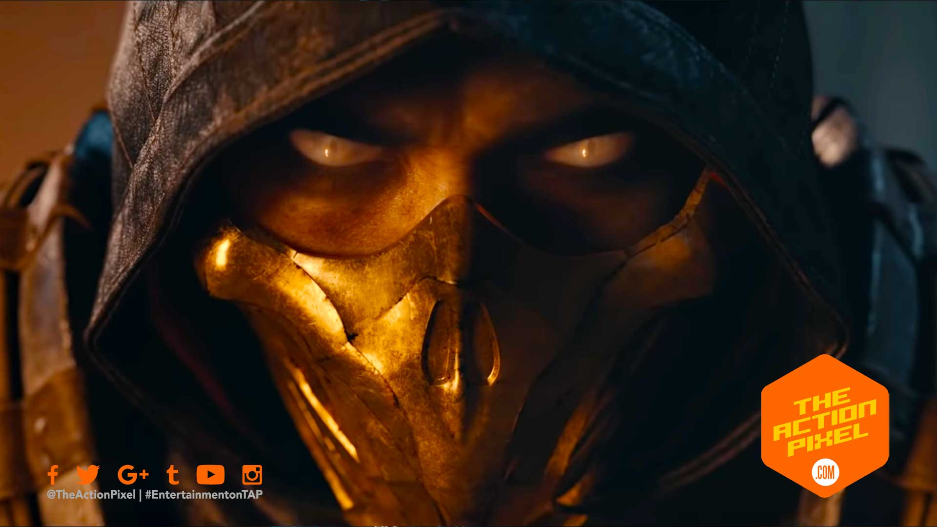 mortal kombat, mortal kombat 11, mk11 tv spot, mortal kombat 11 tv spot, kitana, scorpion, skorpion, the action pixel, entertainment on tap, wb games, netherrealm studios, featured,
