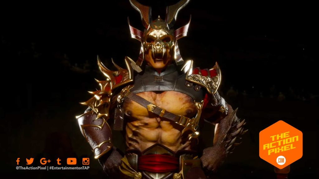 shao khan, mk11, mortal kombat 11, mortal kombat, netherrealm, earthrealm, netherrealm studio,when does mortal kombat 11 beta come out, the action pixel, entertainment on tap,