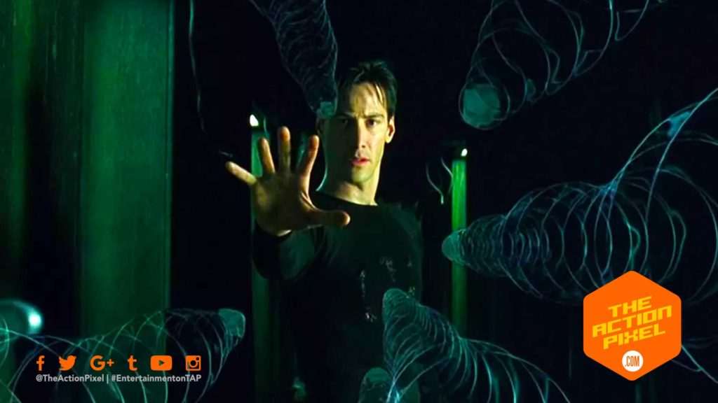 matrix, matrix 4, matrix trilogy, the action pixel, entertainment on tap, keanu reeves