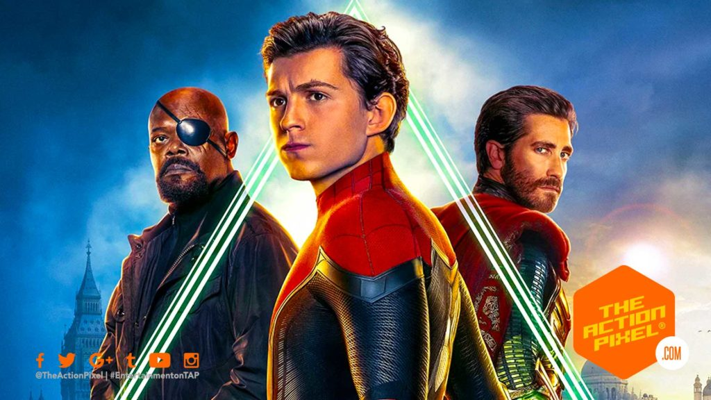 spiderman, zendaya, spider-man,spiderman far from home, spider-man: far from home, peter parker, mysterio, trailer, spider-man movie 2, character posters,spider-man far from home character posters, spiderman far from home posters,