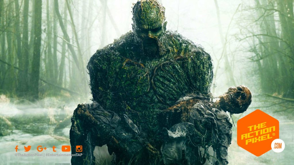 swamp thing, james wan, swamp thing tv series , swamp thing dc universe, swamp thing, swamp thing full trailer, dc comics, dc universe, the action pixel, entertainment on tap, featured
