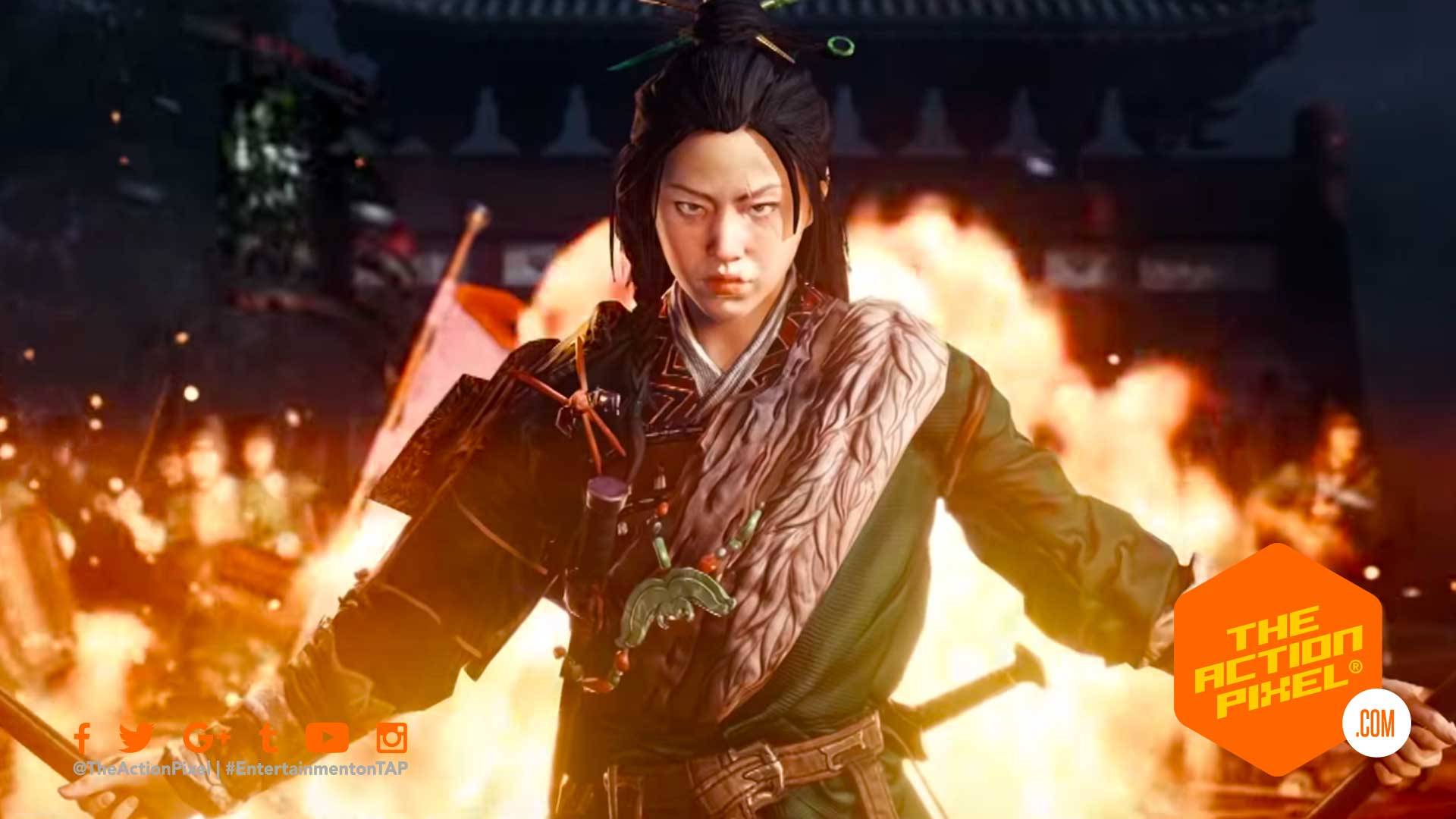 total war: three kingdoms, creative assembly, china, entertainment on tap, the action pixel,