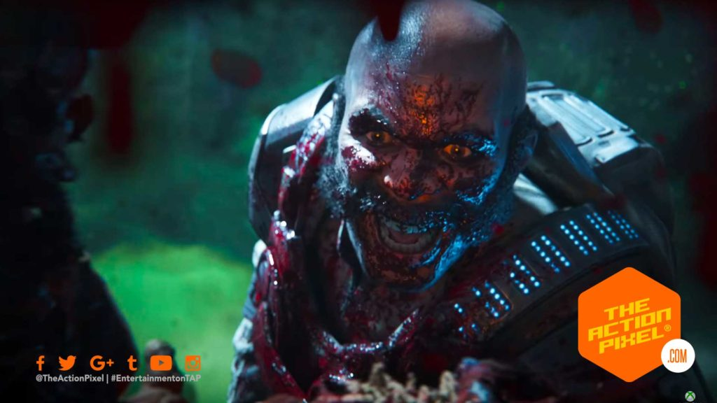 gears 5, gears of war, gears 5 escape, gears 5 escape, e3, e3 2019, gears 5 escape announce trailer, the action pixel, xbox e3, xbox, entertainment on tap,featured