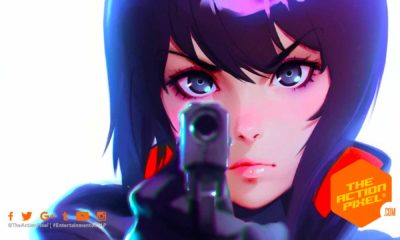 ghost in the shell, ghost in the shell: SAC_2045, gits, SAC_2045 ,SAC 2045, major, the action pixel, entertainment on tap, anime,