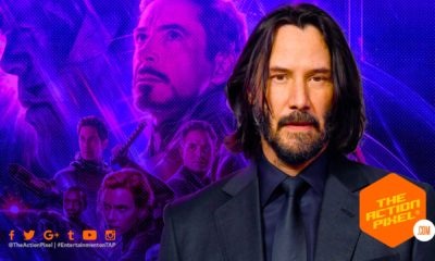 keanu reeves, kevin feige, marvel, marvel studios, the action pixel, entertainment on tap, featured,