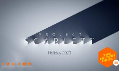 project scarlett, xbox, microsoft, the action pixel, entertainment on tap,