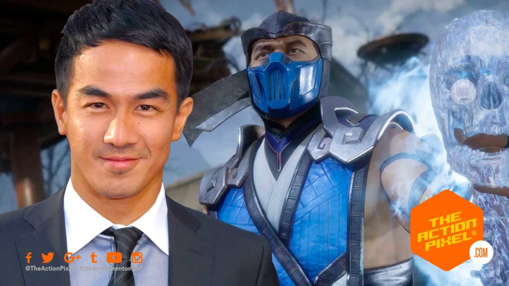 joe taslim, sub-zero, sub zero, mk, mortal kombat, mortal kombat reboot,mortal kombat movie, greg russo, style on tap, the action pixel,