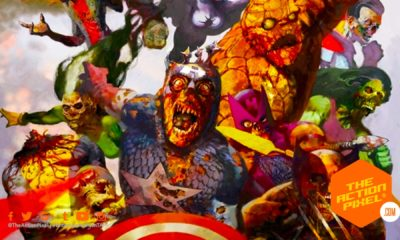 what if zombies, what if, what if...?, marvel zombies , the action pixel, entertainment on tap,the action pixel,