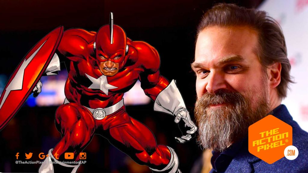 red guardian, david harbour, alexei, marvel comics, black widow, entertainment on tap, the action pixel, featured,