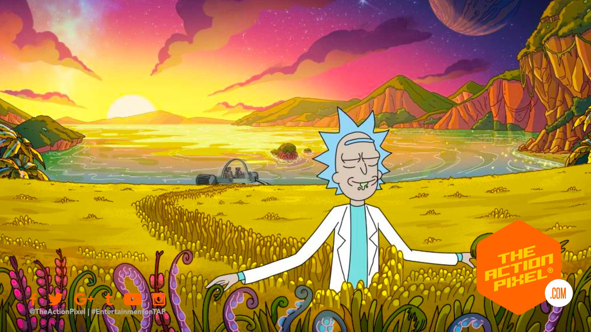 rick and morty 4, rick , morty,rick and morty, ram4,rick and morty season 4, animation, adult swim, cartoon network, the action pixel, entertainment on tap, featured, rick and morty 4 images, first look, rick and morty 4 first look, rick and morty 4 preview