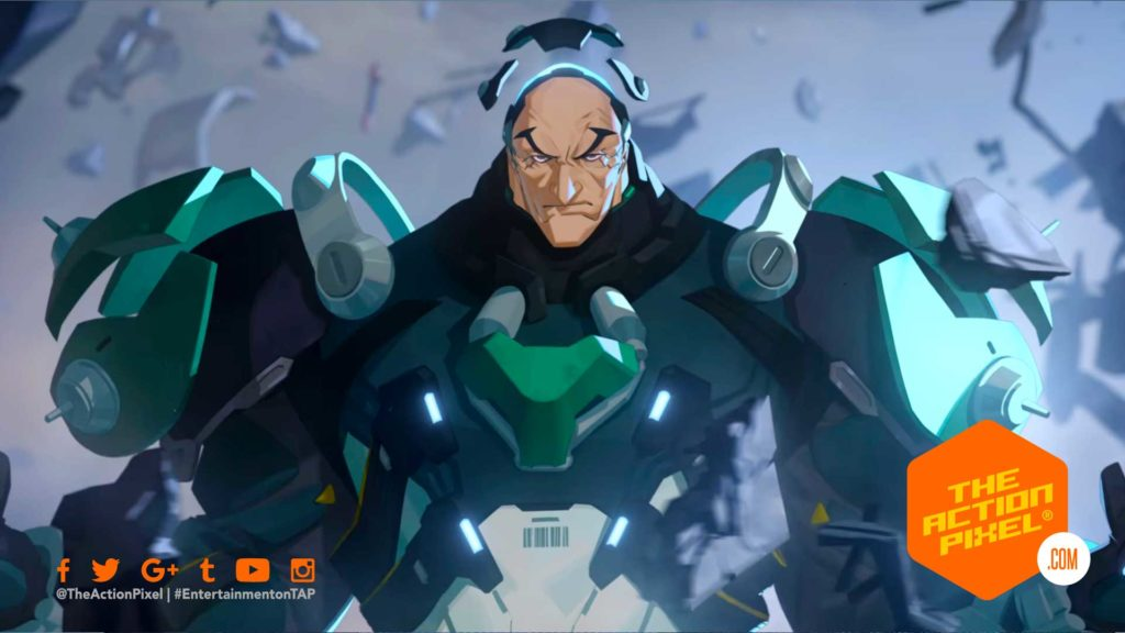 sigma, overwatch, blizzard, the action pixel, hero , overwatch hero, entertainment on tap, featured, the action pixel