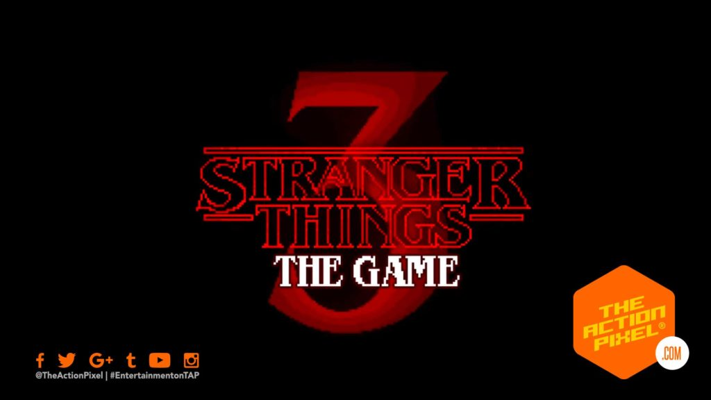 stranger things 3: the game, stranger things 3, stranger things, trailer, featured,