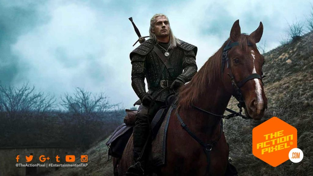 the witcher 3: wild hunt, Geralt, netflix, entertainment on tap, the action pixel, @theactionpixel, the witcher,yennefer,Anya Chalotra, Freya Allan, ciri, geralt, henry cavill, netflix, featured,