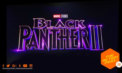 black panther 2, black panther, ryan coogler, the action pixel, entertainment on tap,disney 23 expo, d23 expo, release date,
