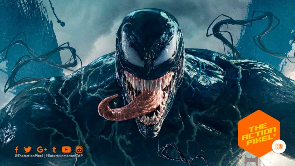 andy serkis, venom 2, venom, tom hardy, the action pixel, entertainment on tap, featured, gollum,black panther, venom movie, venom sequel, black panther, marvel , sony pictures,