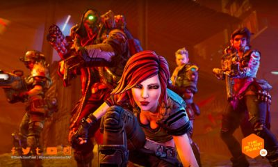 borderlands 3, launch trailer, the action pixel, entertainment on tap, borderlands 3, launch trailer, featured, vault hunters,