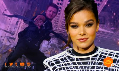 hailee Steinfeld, hawkeye, disney+ , marvel, casting, disney, the action pixel, entertainment on tap, featured